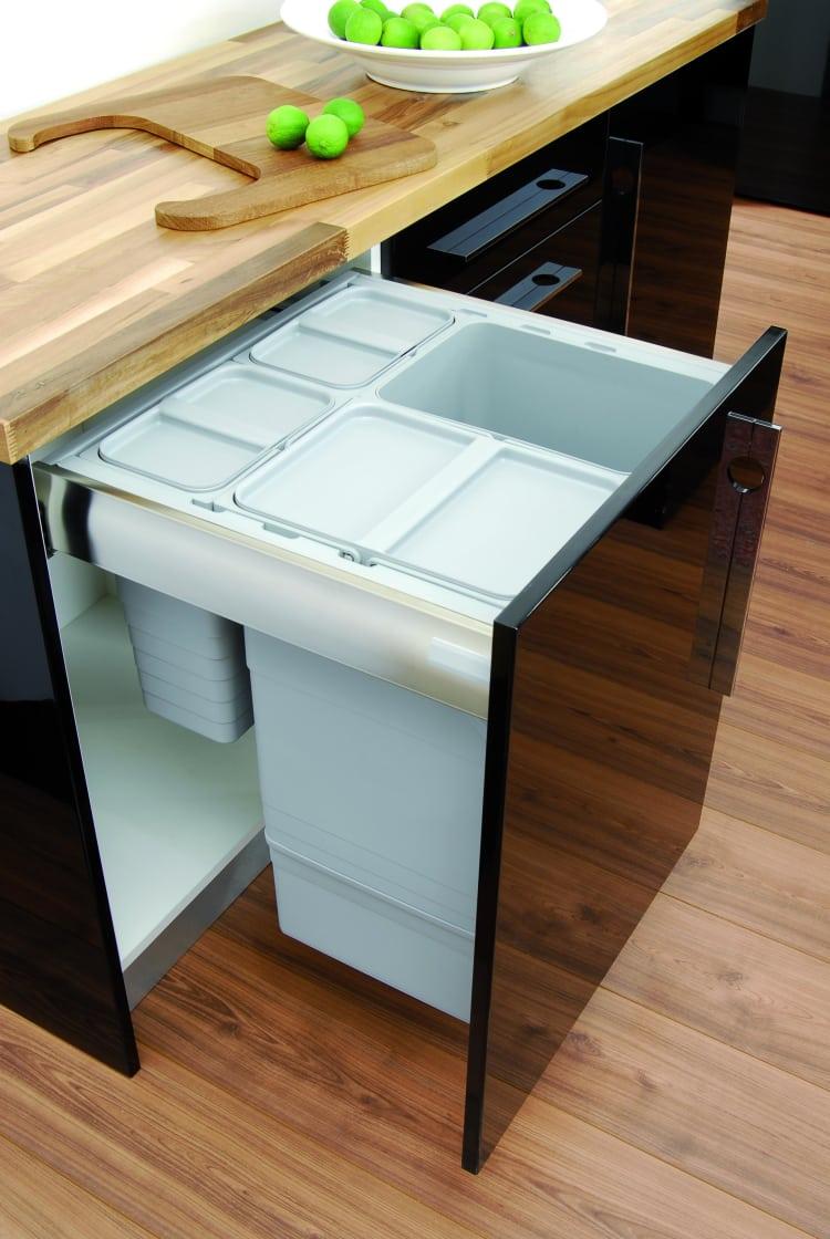 Kitchen Waste Bins New Zealand - Kitchen Designs