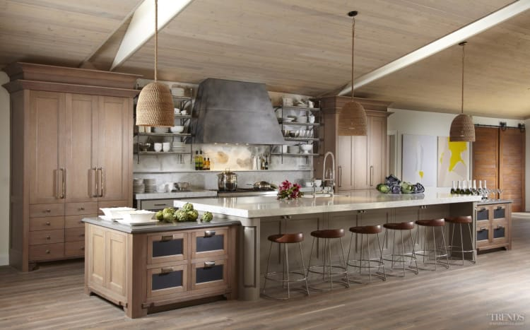 Natural organic materials for kitchen in beach house workwithnaturefo