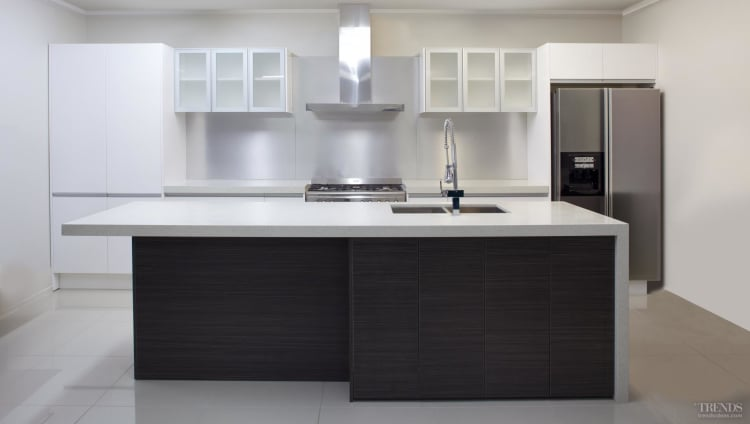 showroom – kitchen displays in life-like settings with latest