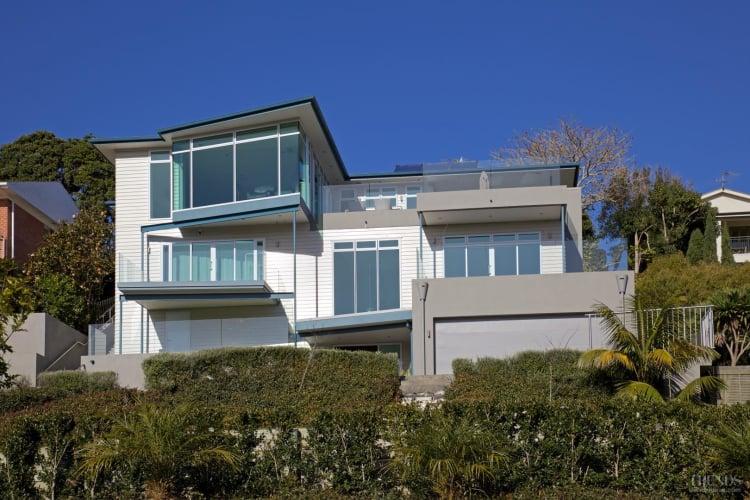 Contemporary House Renovation Of Derelict Home