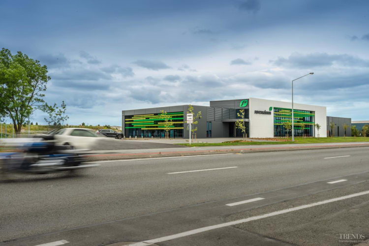 Ravensdown Corporate Office by Naylor Love Construction and Stufkens & Chambers Architects