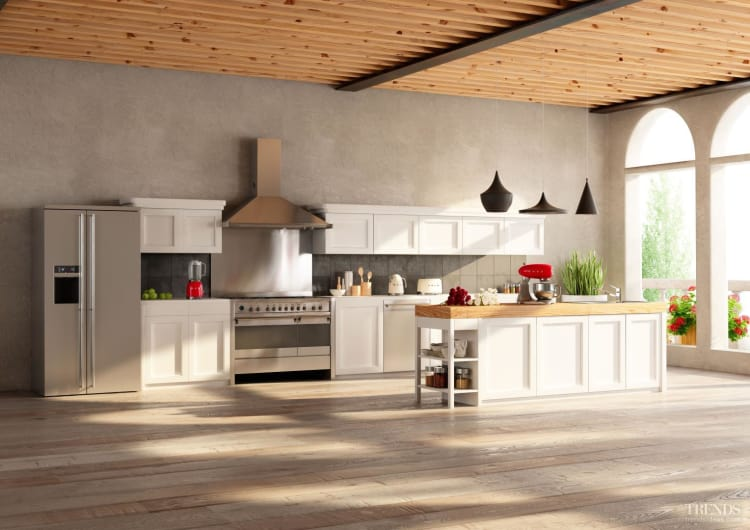 These stylish freestanding ovens also give you advanced technologies