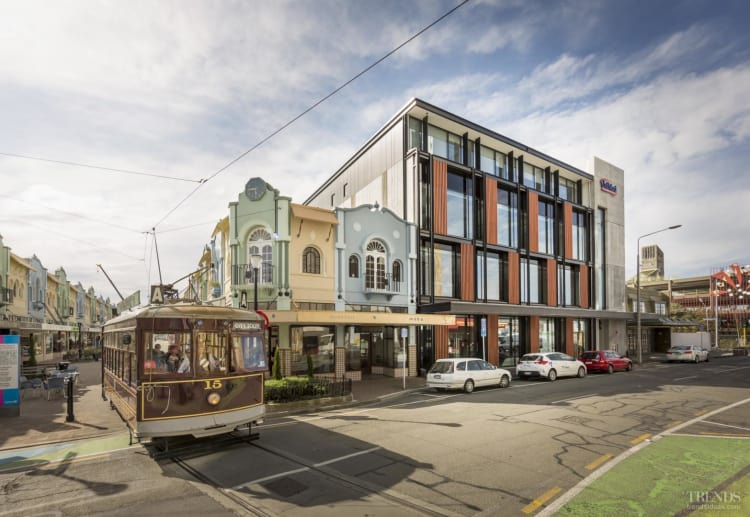 New Christchurch building a model of efficient office design