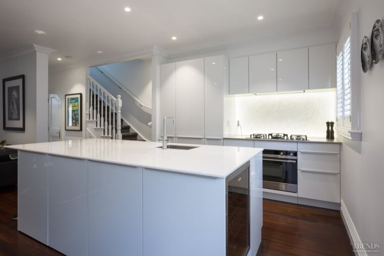 A passion for design and detail is seen in every kitchen by talented designer Lara Farmilo