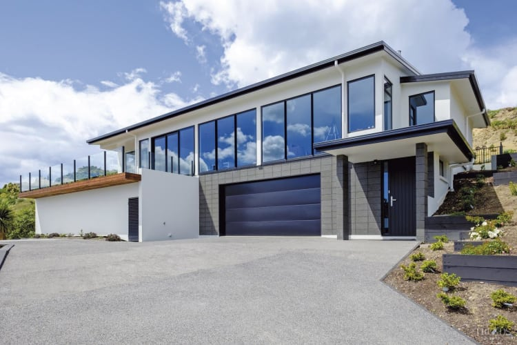 Coastal home is designed to respond to the views and specific owner needs