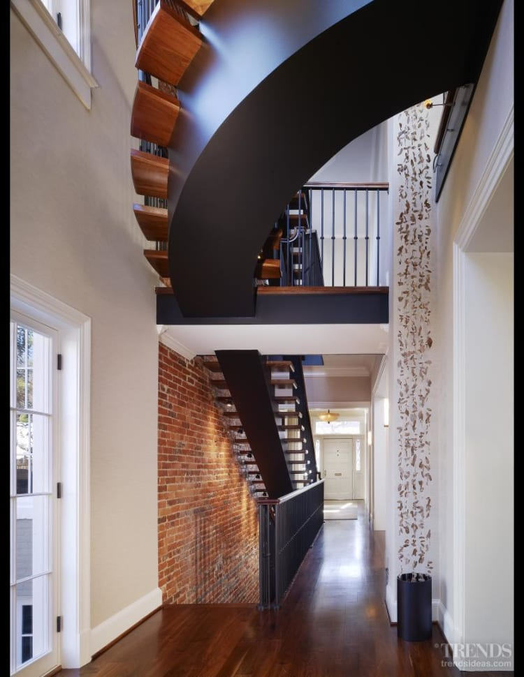 Moving on up – heritage townhouse remodel by Therese Baron Gurney