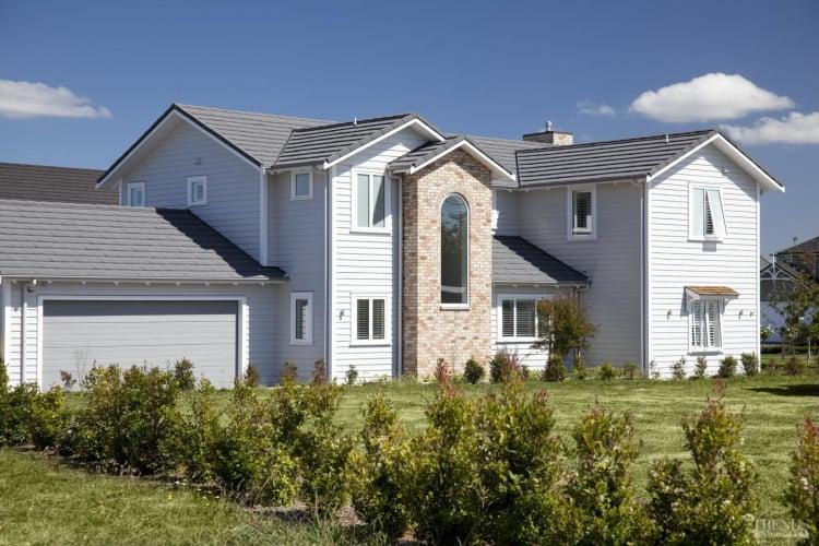 Family heritage – Landmark Homes show home