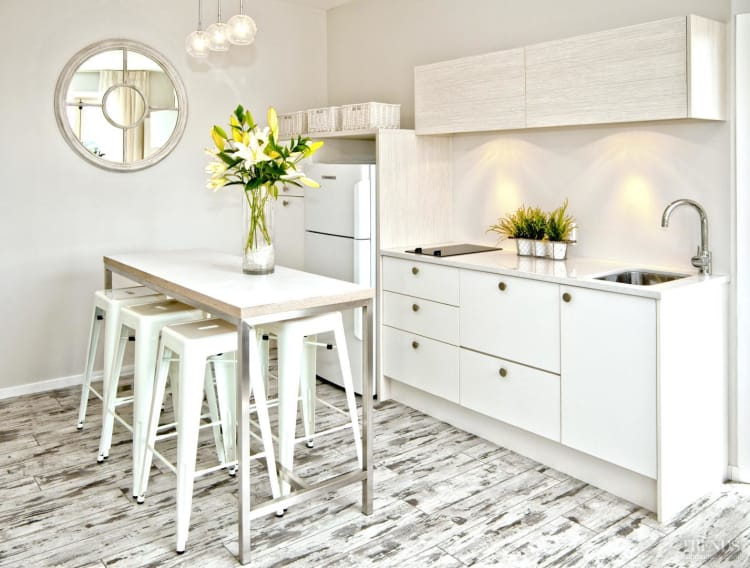 Seaside idyll – Yellowfox beach apartment interior