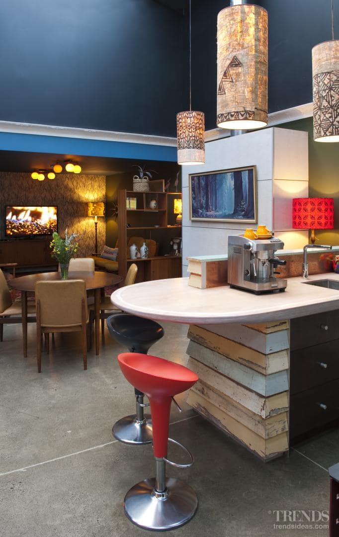 Roaring success – quirky retail space by John Mills ArchitecTs