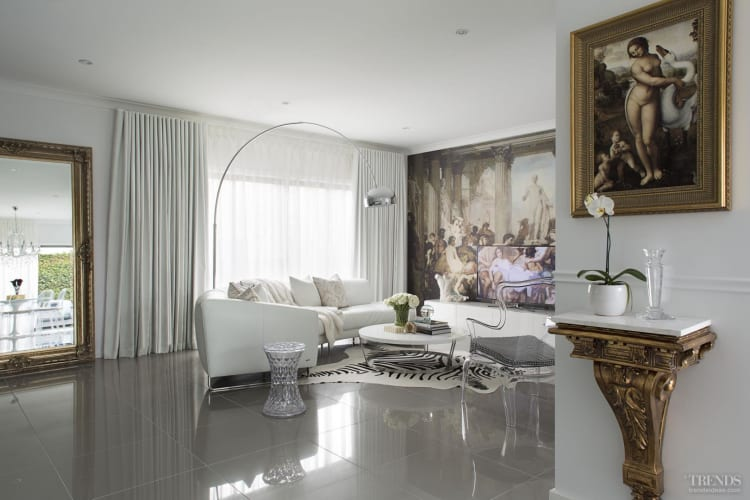 Artistic muse – exotic interior by Massimo Speroni