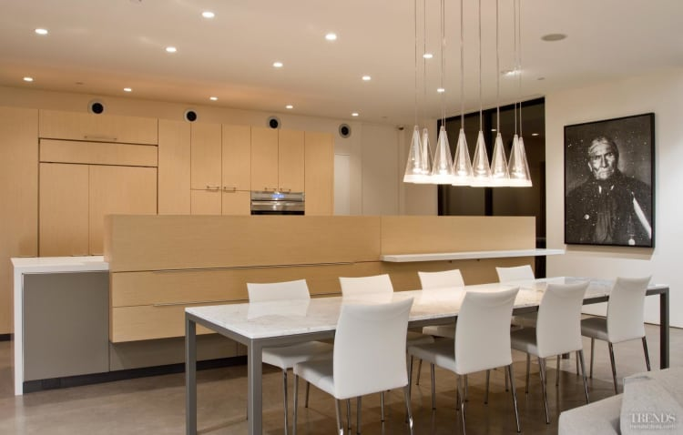 Stand alone – kitchen by Ibarra Rosano Design Architects
