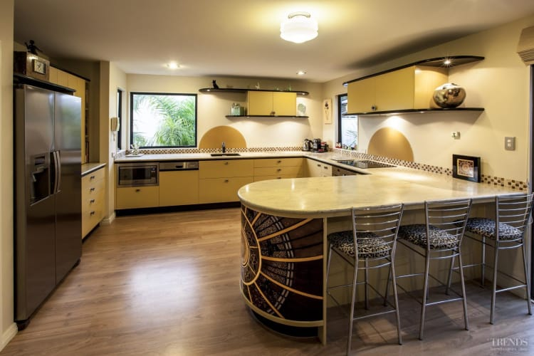 Art Deco delight – kitchen by Nicola Cumming