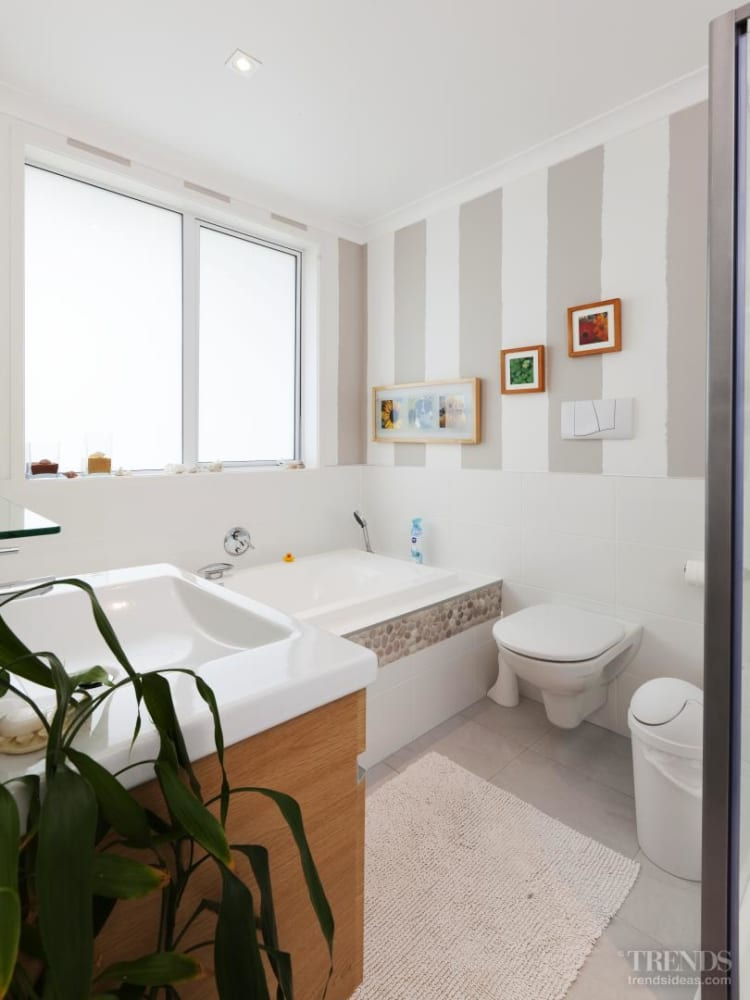 Which paint? Resene paints for bathrooms