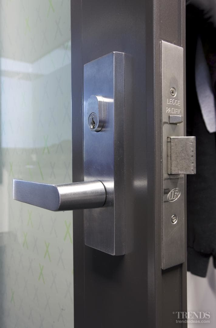 Lock, stock and barrel – Ingersoll Rand