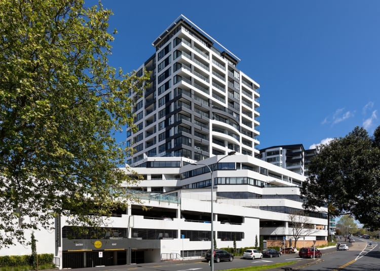 The TIDA NZ Architect-designed apartment winner – Paul Brown Architects