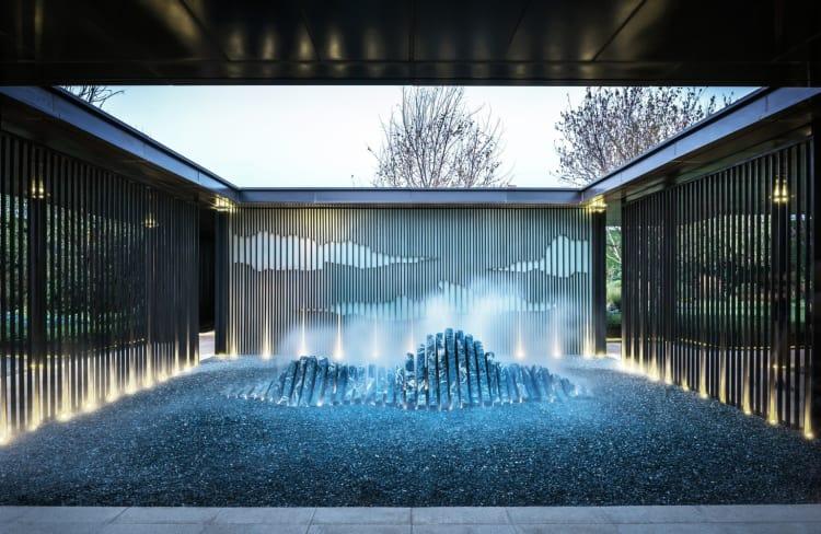 Vanke Park Mansion 'True Love' – FLOscape Landscape Design Company
