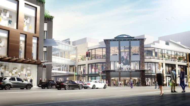 Westfield Newmarket – a new world-class retail and lifestyle destination in the heart of Auckland
