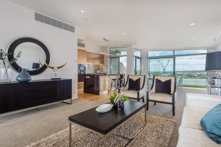 2-Level Luxury Rooftop Apartments for sale
