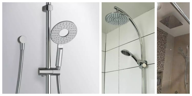Picking the right shower head for you