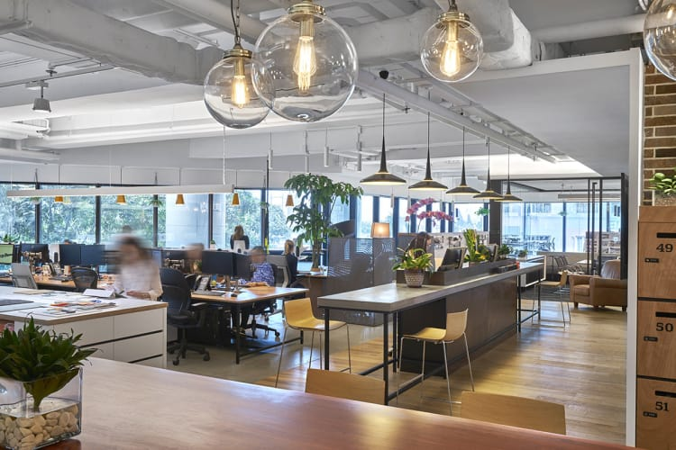 Leading by example – interior design firm M Moser's new Hong Kong head office