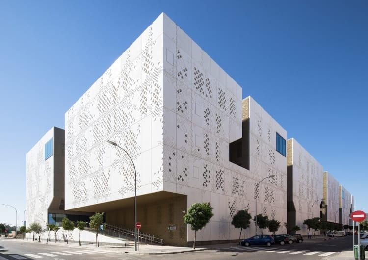 Palace of Justice building | Mecanoo + Ayesa