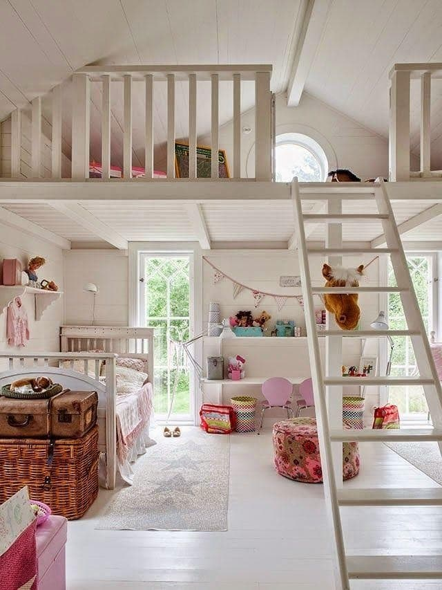 51 Ways To Diy The Bedroom Of Your Kids Dreams: 6 Ways To Create Quirky And Fun Kids Rooms