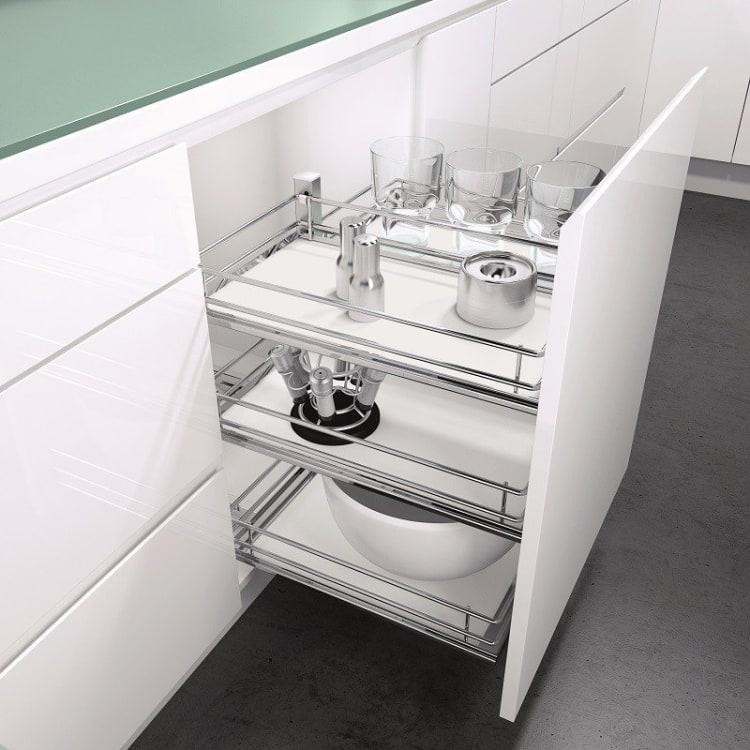 Vauth-Sagel Underbench Storage