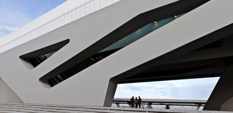 New rail station by Zaha Hadid a key project for Italy (Collection)