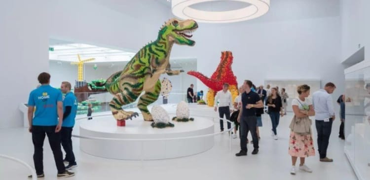 LEGO House opens in Denmark (Collection)