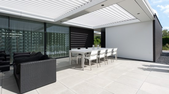 Enjoy in winter, protect in summer – plan your outdoor room now!