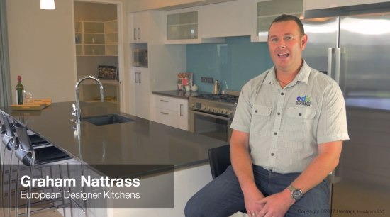 Graham Nattras on how to renovate your kitchen