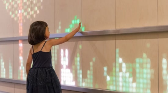 Self-driving LED technology could revolutionise walls
