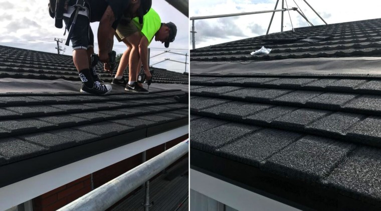 Installing a new roof automotive tire, daylighting, outdoor structure, roof, tire, black