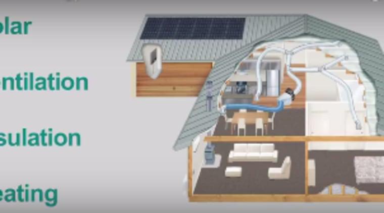 Ventilation, insulation, heating