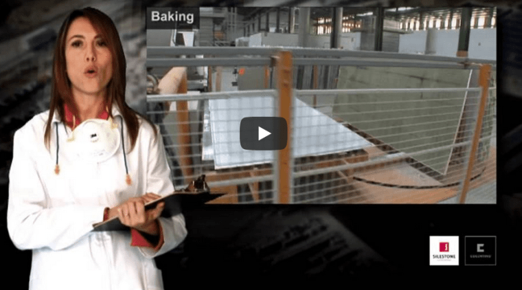 Silestone Manufacturing Process