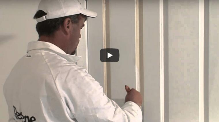 Painting a Panel door with Resene waterborne enamel