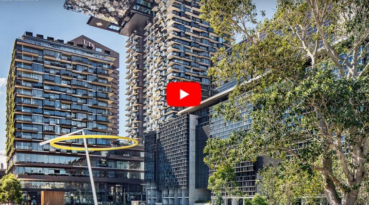 Award-winning Sydney mixed-use development with vertical gardens