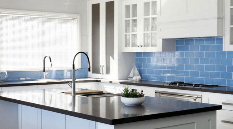 Modern Mediterranean styled kitchen