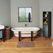The view of a bathroom - The view bathroom, bathroom accessory, bathroom cabinet, floor, flooring, plumbing fixture, product, room, sink, gray