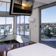 Interior view of lounge and living - Interior interior design, real estate, window, white, gray