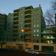 exterior view of apartments - exterior view of apartment, architecture, building, city, commercial building, condominium, corporate headquarters, downtown, facade, home, house, metropolis, metropolitan area, mixed use, neighbourhood, property, real estate, residential area, tower block, urban area, window, brown