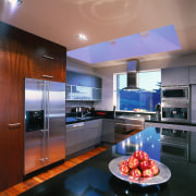 view of granite benchtop - view of granite countertop, interior design, kitchen, real estate