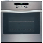 Whirlpool oven - Whirlpool oven - home appliance home appliance, kitchen appliance, oven, black, gray