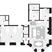 The plan of the house prior to the architecture, area, design, floor plan, plan, product design, schematic, structure, white