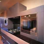 An example of the different appliances offered by cabinetry, countertop, interior design, kitchen