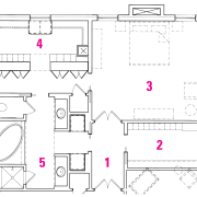 A view of the legend plan. - A angle, area, design, diagram, drawing, floor plan, font, line, product, product design, structure, technical drawing, text, white