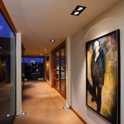 High end apartment.  Inner-city apartments. - High art gallery, ceiling, exhibition, interior design, lobby, tourist attraction, wall, brown