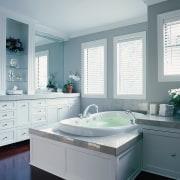 A view of a hot water cylinder from bathroom, bathroom accessory, bathroom cabinet, cabinetry, countertop, floor, home, interior design, kitchen, plumbing fixture, room, sink, window, gray