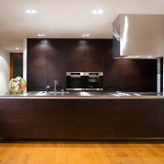 A view of these award winning kitchens  cabinetry, countertop, interior design, kitchen, gray, black