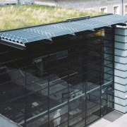 Colt Tolfab offers a range of sunshades and architecture, building, daylighting, facade, roof, structure, black